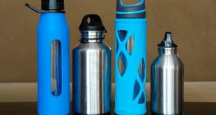 Flaschen für den Ausflug