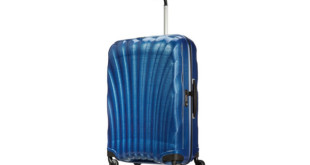 Samsonite Cosmolite in blau