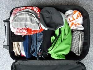 Koffer sind häufig voll gepackt und benötigen starke Rollen